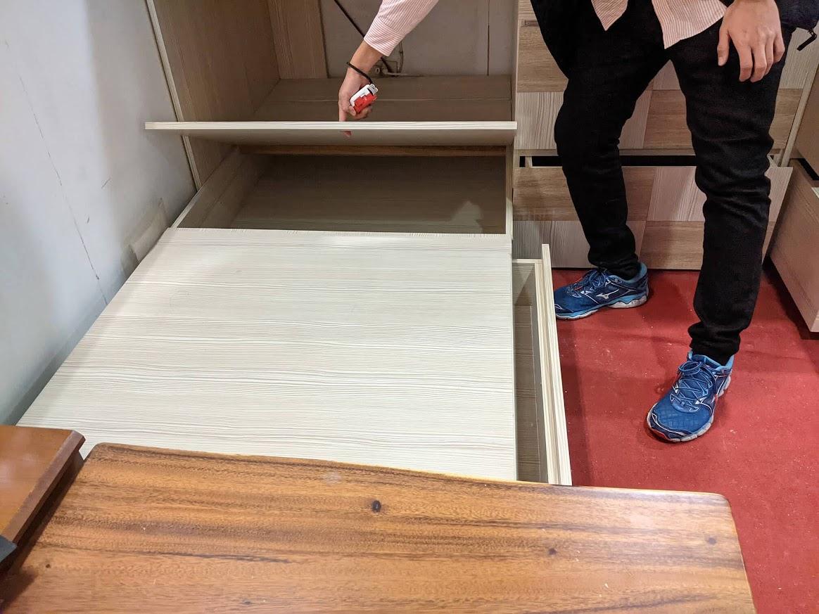 添興家具 超大收納空間上下舖床架