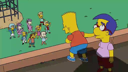 Los Simpsons 21x06 Bromas y legumbres