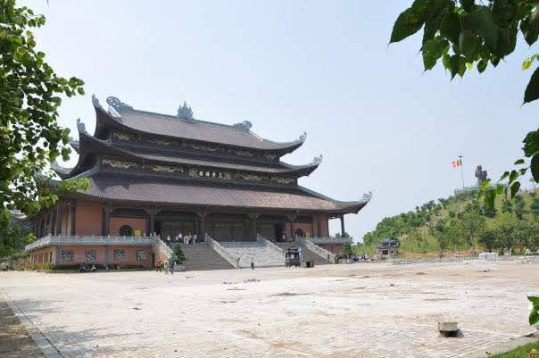 Chua Bai Dinh