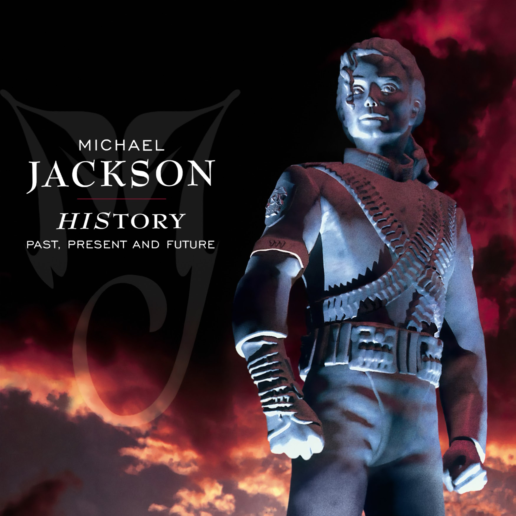 Album Artist: Michael Jackson / Album Title: HIStory – Past, Present and Future