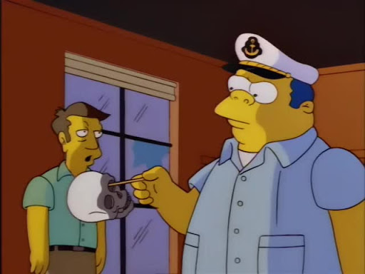Los Simpsons 8x24 El repertorio de refritos de Los Simpsons