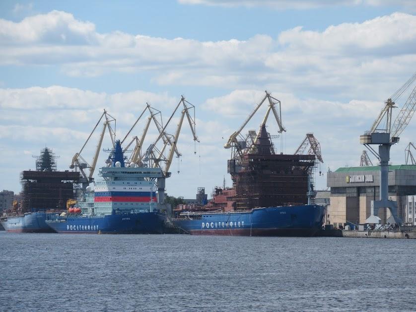 20. Балтийский завод и его продукция. Их ждёт Северный морской путь.