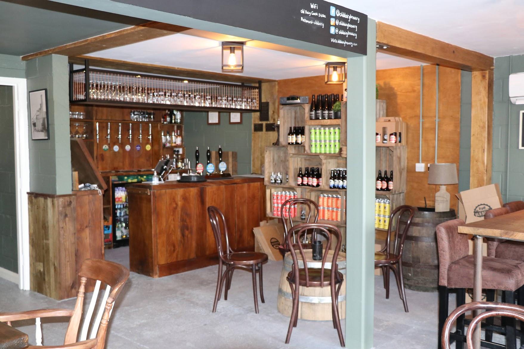 Old Dairy Brewery Tenterden