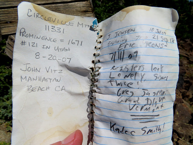 2007 summit register