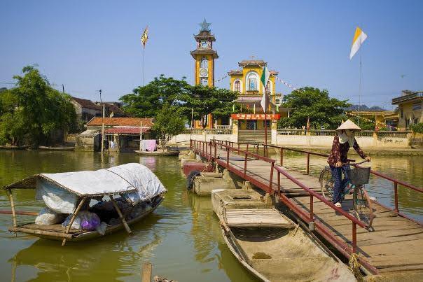 Kenh Ga - Chicken Village