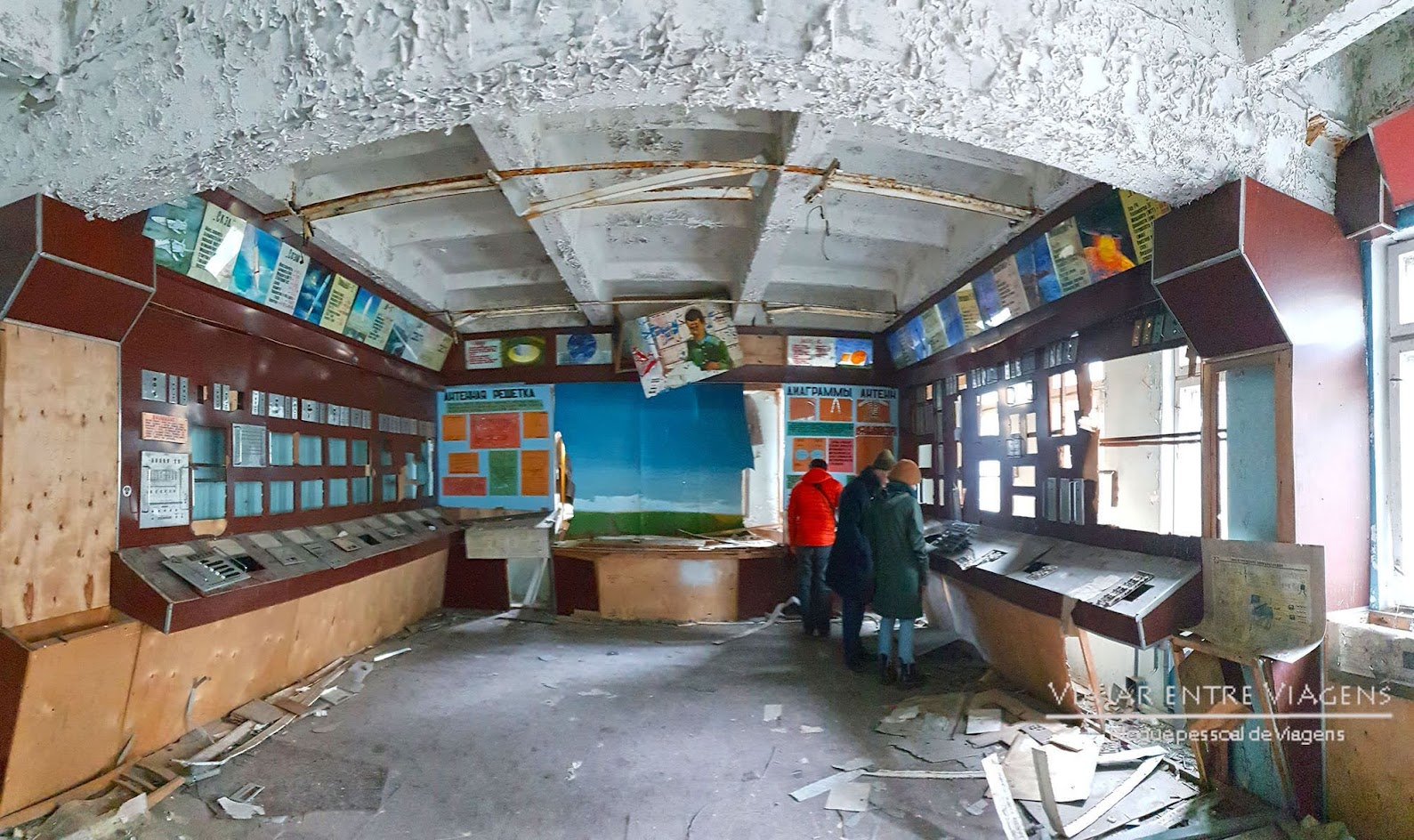 CHERNOBYL E PRIPYAT | Visitar o maior desastre nuclear do mundo