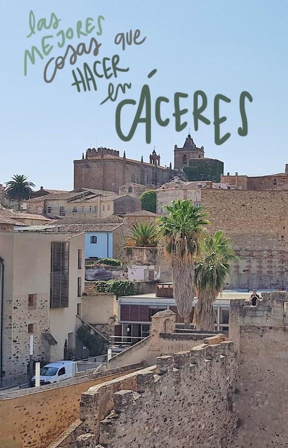 que ver y hacer en Cáceres