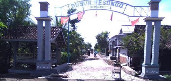 Pembangunan Desa Kedungputri paron Ngawi