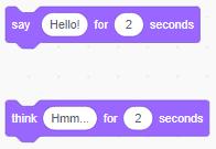 Scratch: câu hỏi và bài tập 1