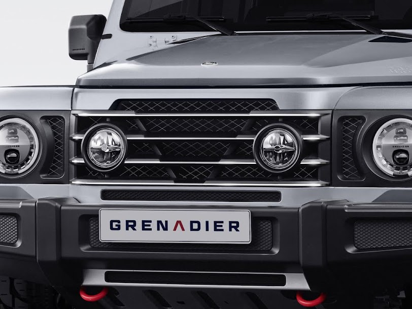 Will Grenadier replace Land Rover?