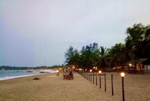 Nightlife at Arugam Bay
