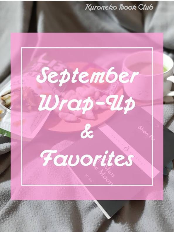 September Wrap-Up & Favorites