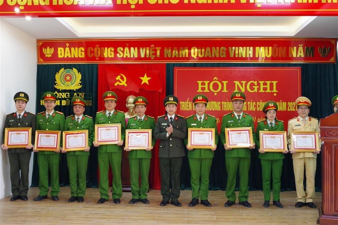 29 cá nhân đạt danh hiệu Chiến sĩ thi đua cơ sở