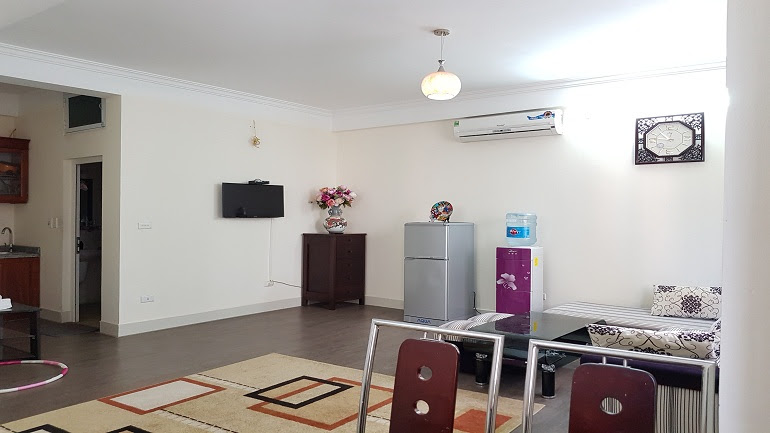 One bedroom apartment in Dao Tan street, Ba Dinh district for rent
