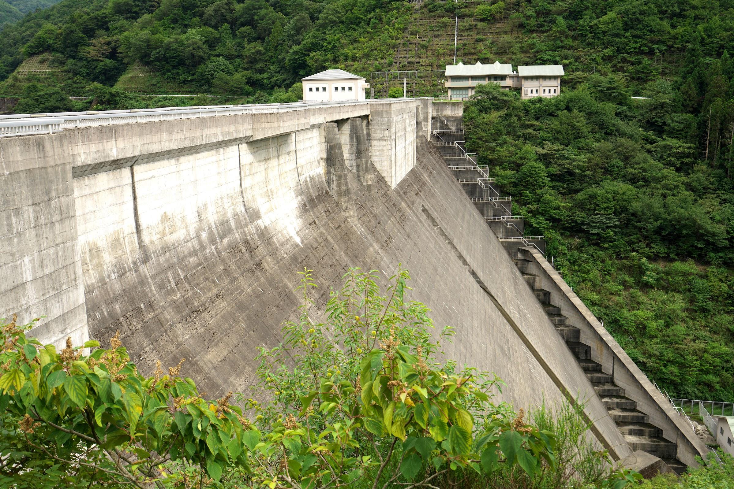 滋賀県ダム探訪 – 姉川ダム