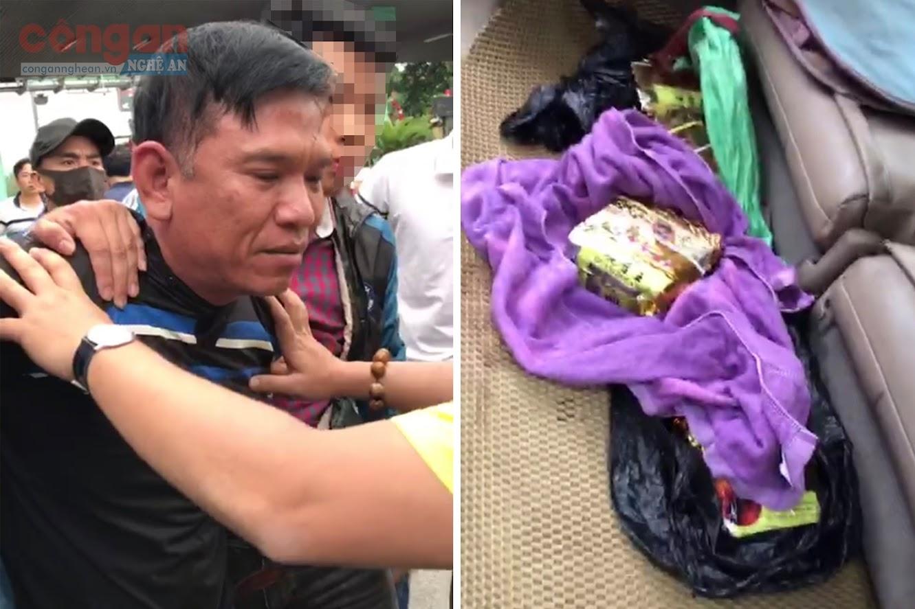 Ngày 22/4, Công an huyện Thanh Chương phối hợp với các đơn vị liên quan  bắt 1 đối tượng, thu giữ 5 kg ma túy dạng đá
