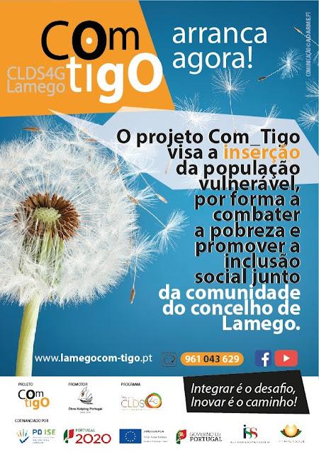 CLDS 4G de Lamego vai apoiar a população vulnerável