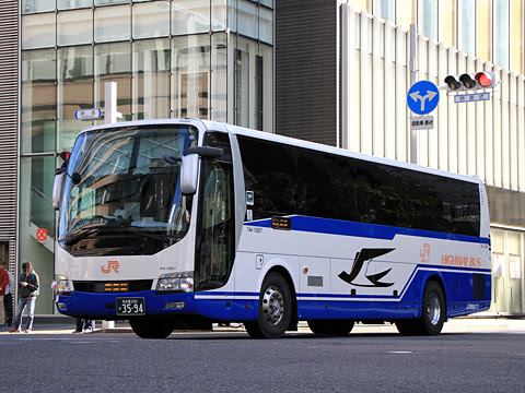 JR東海バス「名神ハイウェイバス京都線」 3594