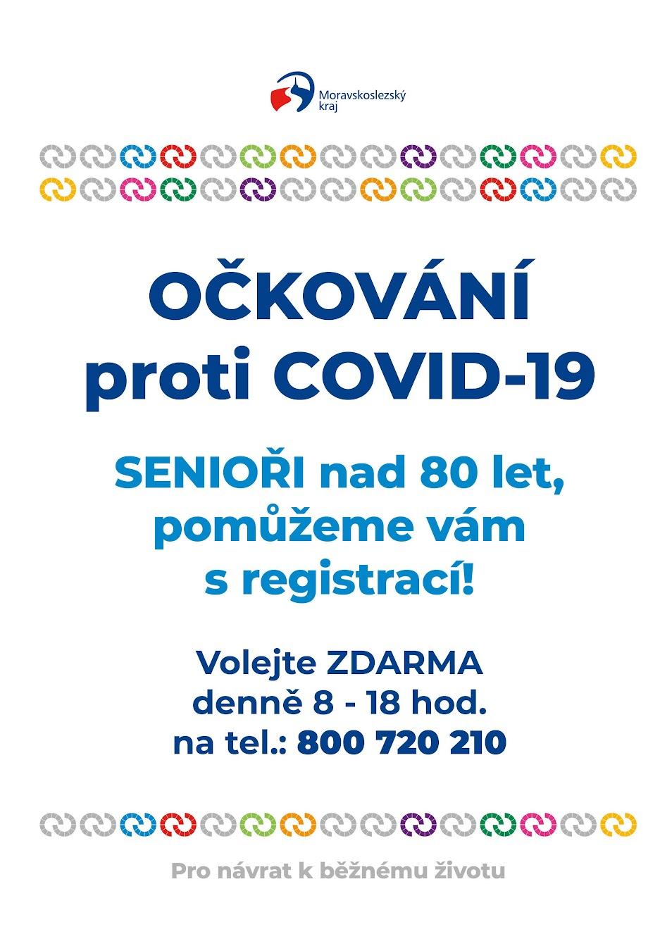OČKOVÁNÍ proti COVID-19