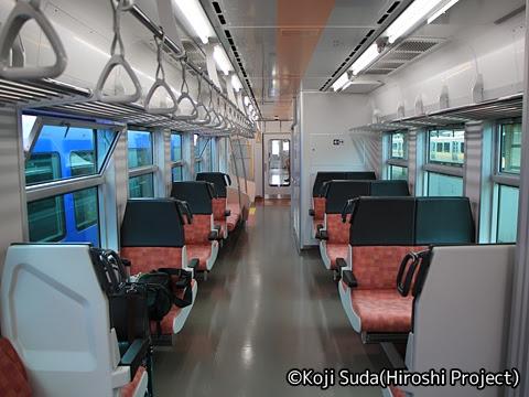 JR東日本 羽越本線 GV-E401・E402形(村上~酒田) 車内