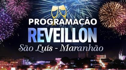 PROGRAMACAO - Revéillon em São Luís