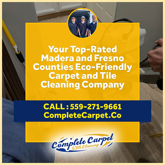Top Carpet Cleaning Professional In Fresno CA