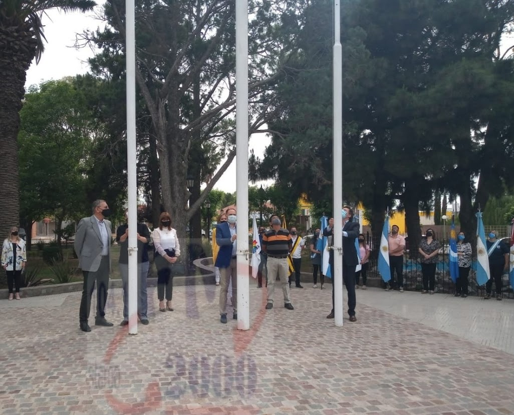 VILLA ASCASUBI FESTEJA SUS 131 AÑOS: HABLAMOS CON EL INTENDENTE FERNANDO SALVI