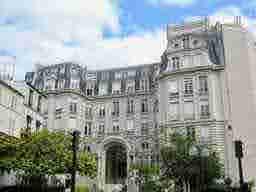 エミリー、パリへ行く Lanuguage School CONCORDIA