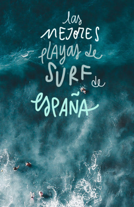 mejores playas de surf españa