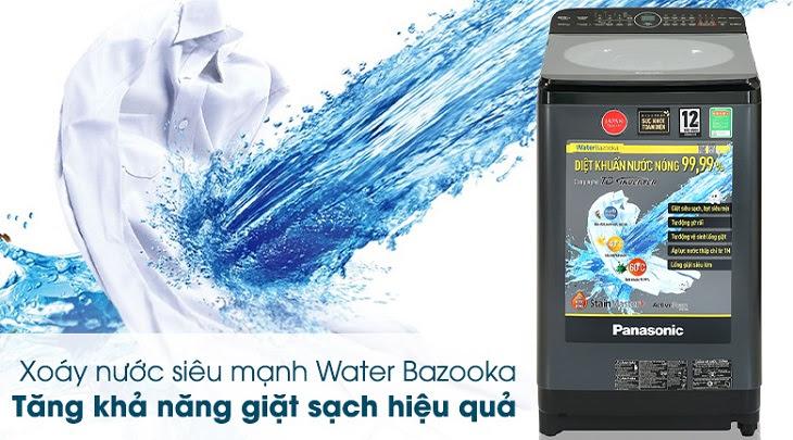 Xoáy nước Bazooka
