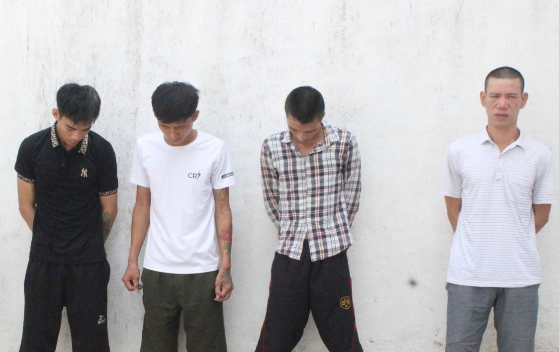 Nhiều đối tượng phạm tội về ma túy bị Công an huyện Hưng Nguyên  phát hiện, bắt giữ