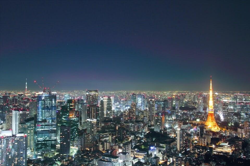 六本木ヒルズのスカイデッキから東京を一望してきた!