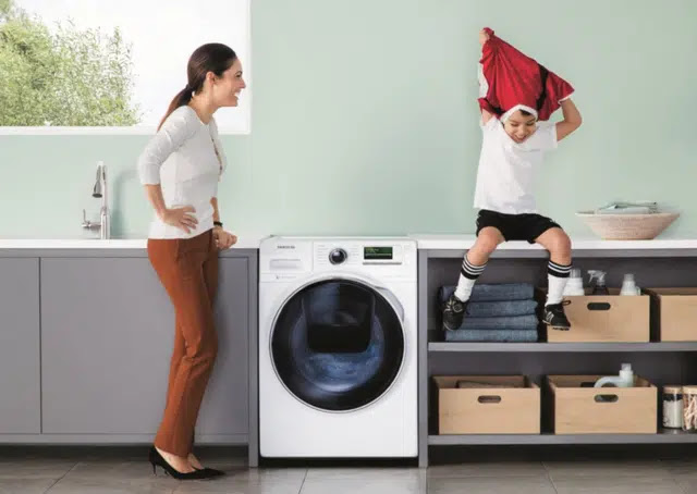 Máy giặt Samsung Addwash: tích hợp nhiều công nghệ