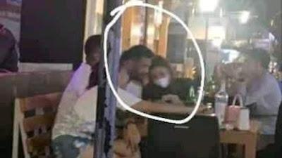Beredar Foto Diduga Wakil Ketua DPRD Sulut Bersama Selingkuhan di Manado