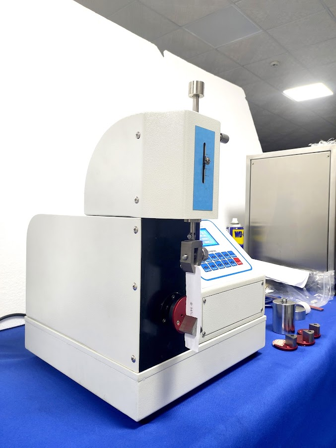 Folding Endurance Tester for Paper and Paperboard's Folding Endurance Test