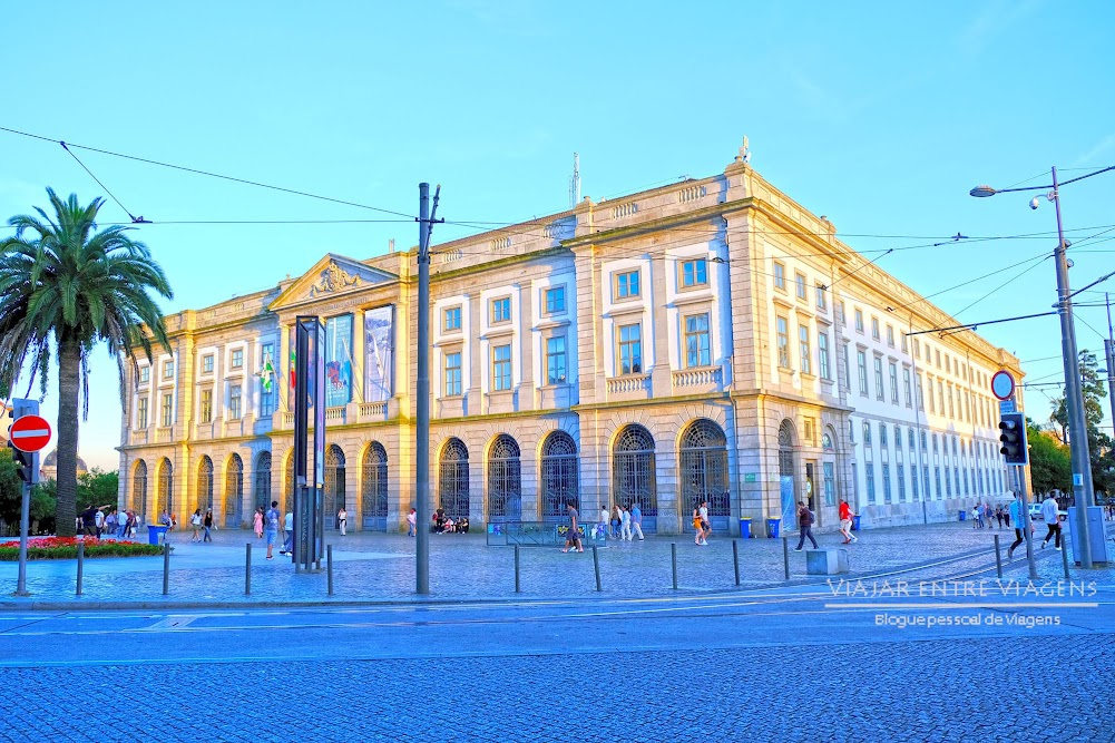 Porto Reitoria Universidade
