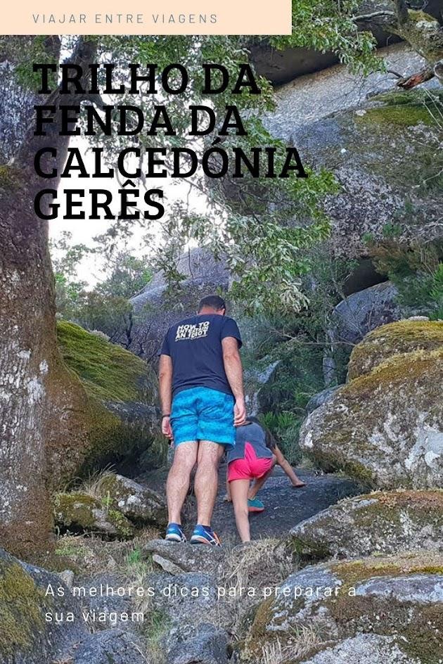 TRILHO DA CIDADE E FENDA DA CALCEDÓNIA, provavelmente a maior fenda que pode atravessar em Portugal