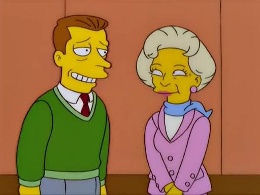 Los Simpsons 11x15 Misionero: Imposible