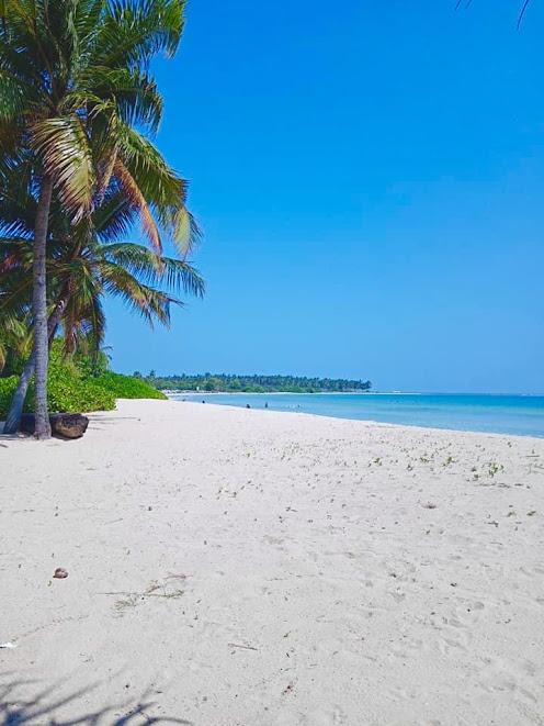 Pasikuda Beach Batticaloa