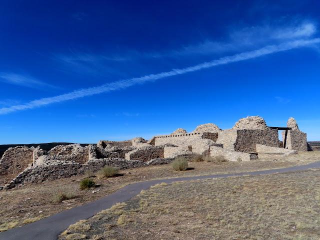 Gran Quivira Ruins