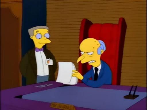 Los Simpsons 4x17 La Ultima Salida a Springfield