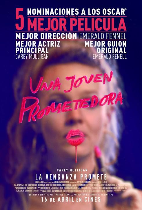 Una joven prometedora | Carteles de Cine