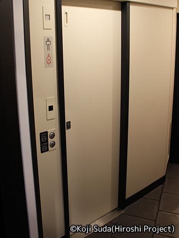 西鉄 6050形改造「THE RAIL KITCHEN CHIKUGO」 1号車 トイレ