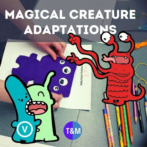 Magical Creature Adaptions