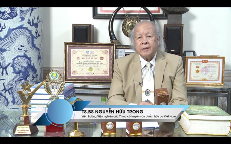 TS.BS Nguyen Huu Trong
