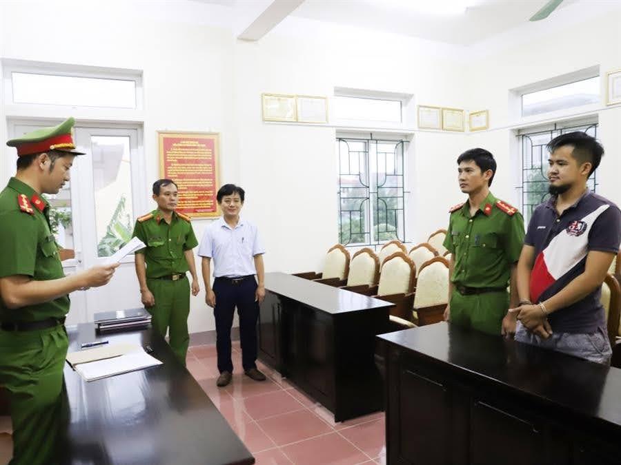 Cơ quan điều tra ra quyết định khởi tố bị can bắt tạm giam đối với Trần Hải Dương