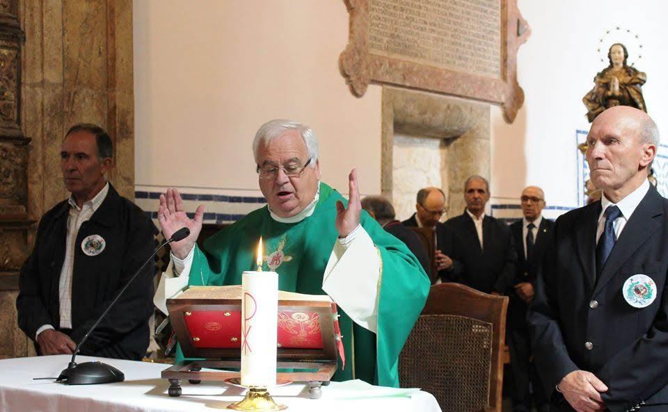 Igreja das Chagas retoma missas com a presença de fiéis