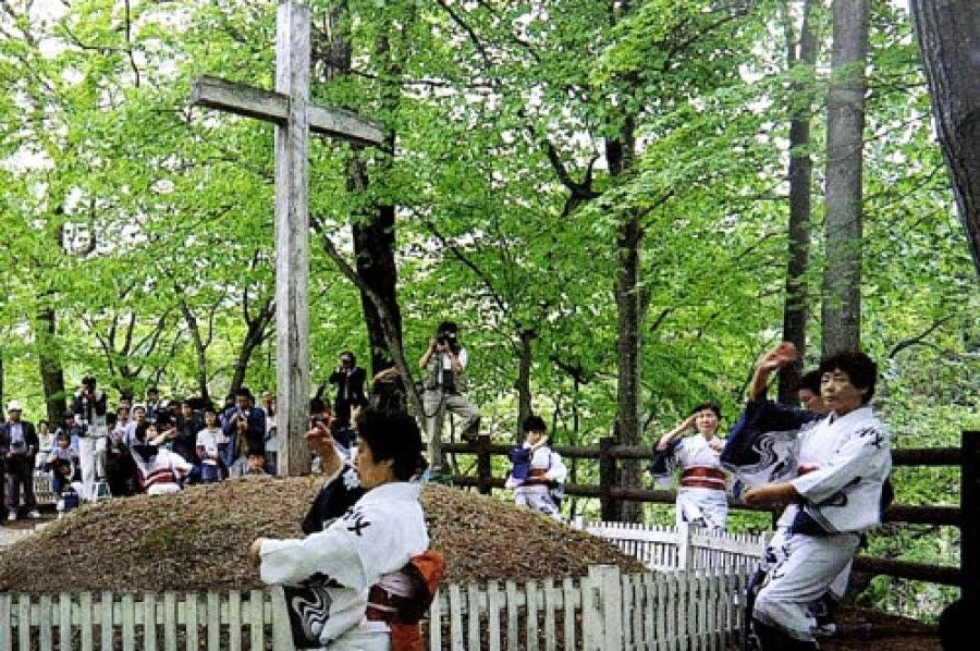 A lenda de Jesus Cristo no Japão