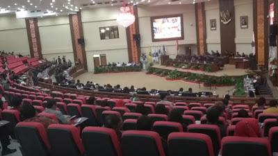 Dana 2 Miliar Sekali Turun Reses 45 anggota Dewan Sulut