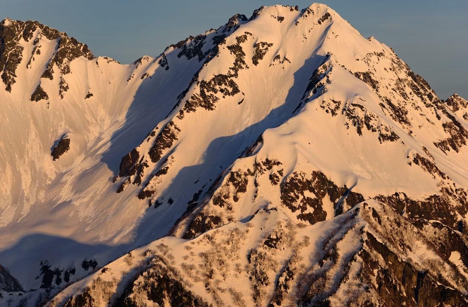 山岳写真における標準・広角・望遠レンズの使い方とそれぞれの特徴や注意点